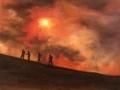 men-in-sunset