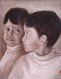 boy-oil-on-canvas-20x30cm-2005